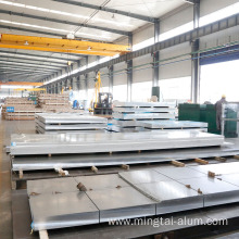 Mingtai aluminum Marine Alum sheet for the manufacturing of a Hull and deck for a yacht in Australia cost price
